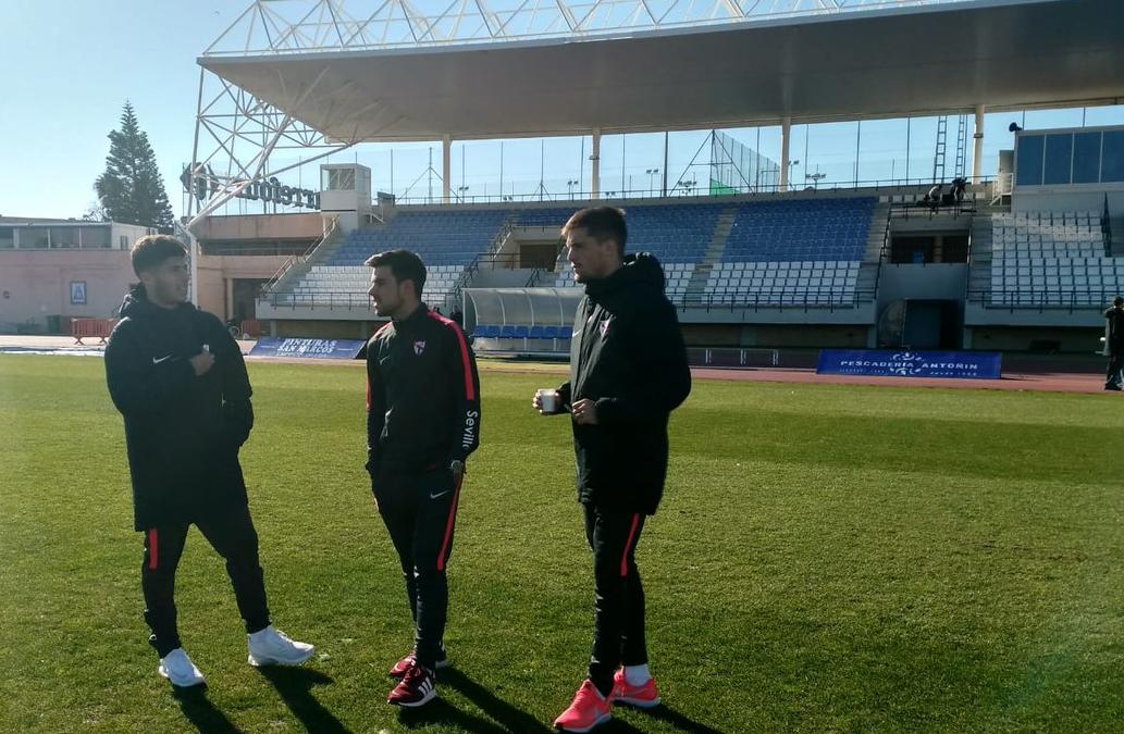 Crónica | San Fernando CD 3 – 0 Sevilla Atlético