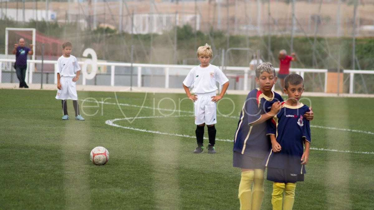 Fotogalería | Sevilla FC – At. Porvenir (4ª Andaluza Benjamín G. 12 SE)