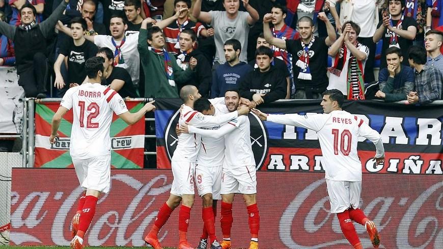 Curiosidades | SD Éibar 1-3 Sevilla FC