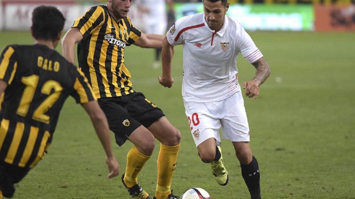 Crónica | AEK de Atenas 1-1 Sevilla FC
