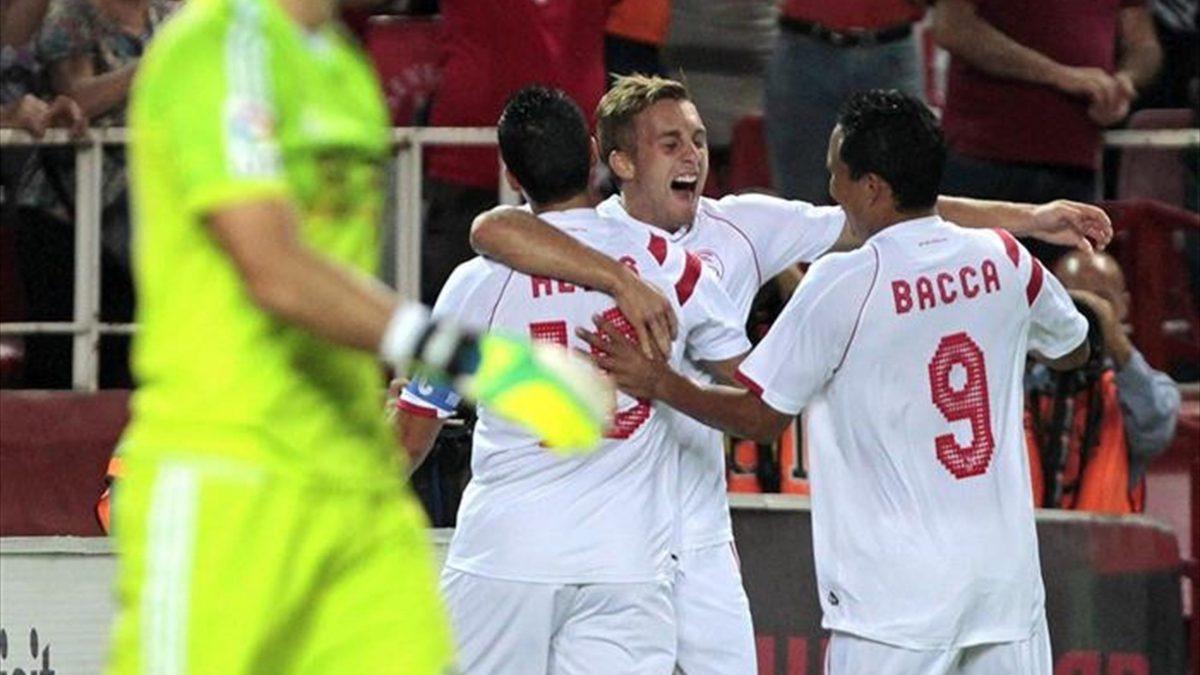 Curiosidades | Sevilla FC 1-0 Real Sociedad