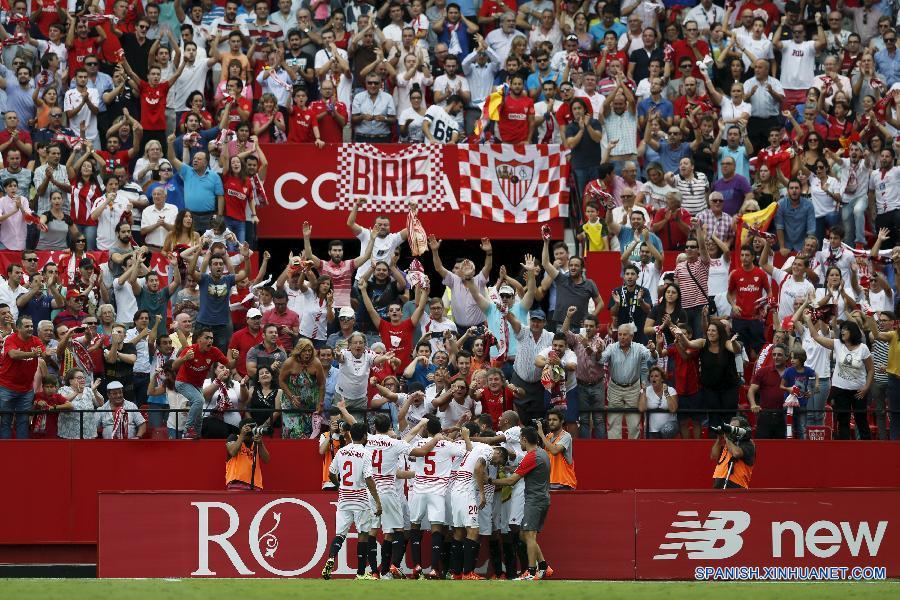 Curiosidades | Sevilla FC 2-1 FC Barcelona