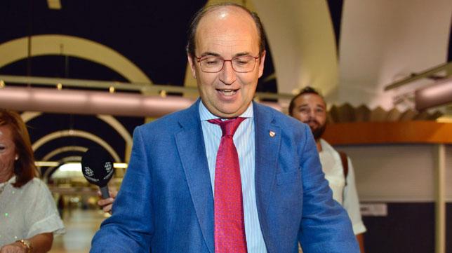 """José Castro: «Siempre puede haber movimientos de entradas y salidas"""""""