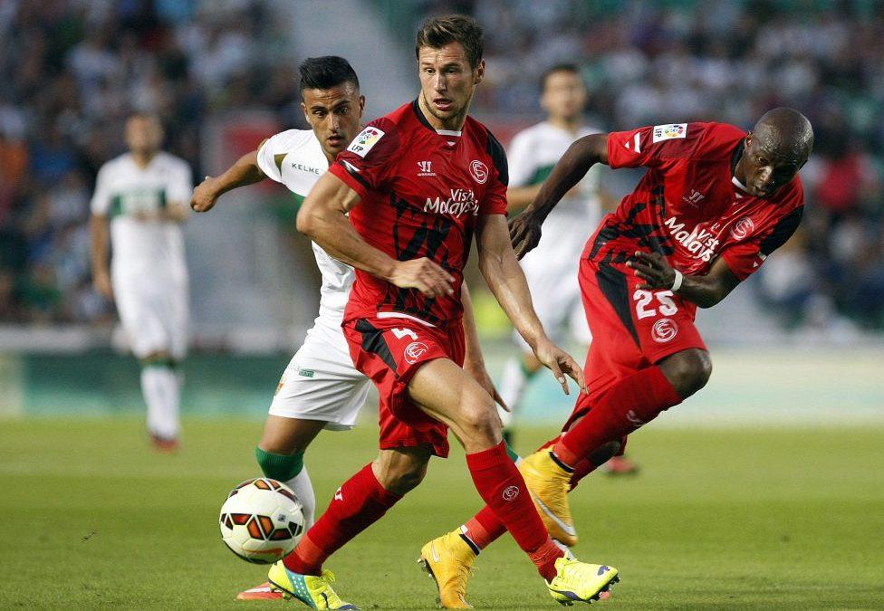 Análisis táctico | Elche CF 0-2 Sevilla FC