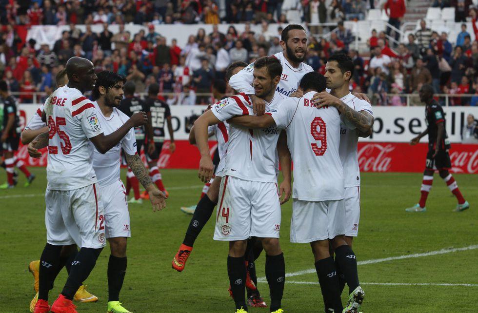 Crónica | Sevilla FC 5 – 1 Granada CF
