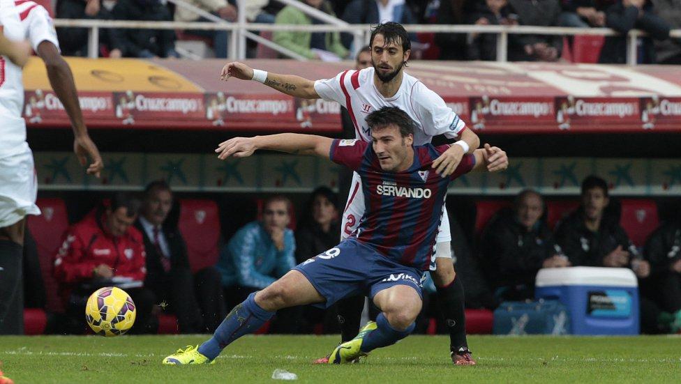 Valoraciones | Sevilla FC 0-0 SD Eibar