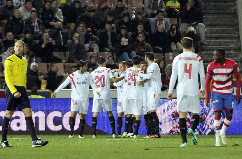 Crónica | Granada CF 1 – 2 Sevilla FC