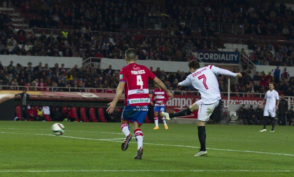 Crónica | Sevilla FC 4 – 0 Granada CF