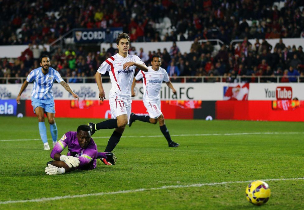 Valoraciones   Sevilla FC 2-0 Málaga CF