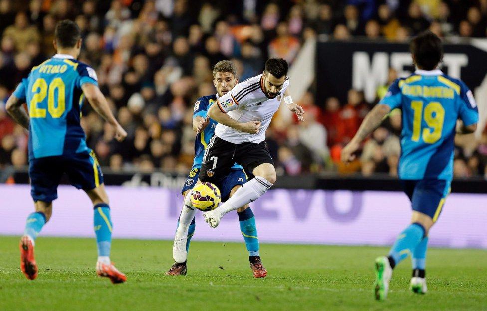 Valoraciones | Valencia CF 3-1 Sevilla FC