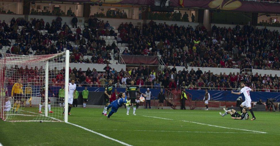 Valoraciones   Sevilla FC 1-0 Borussia Mönchengladbach