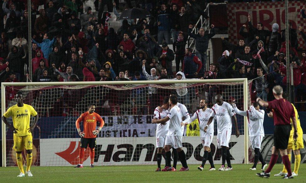 Valoraciones | Sevilla FC 2-1 VIllarreal CF