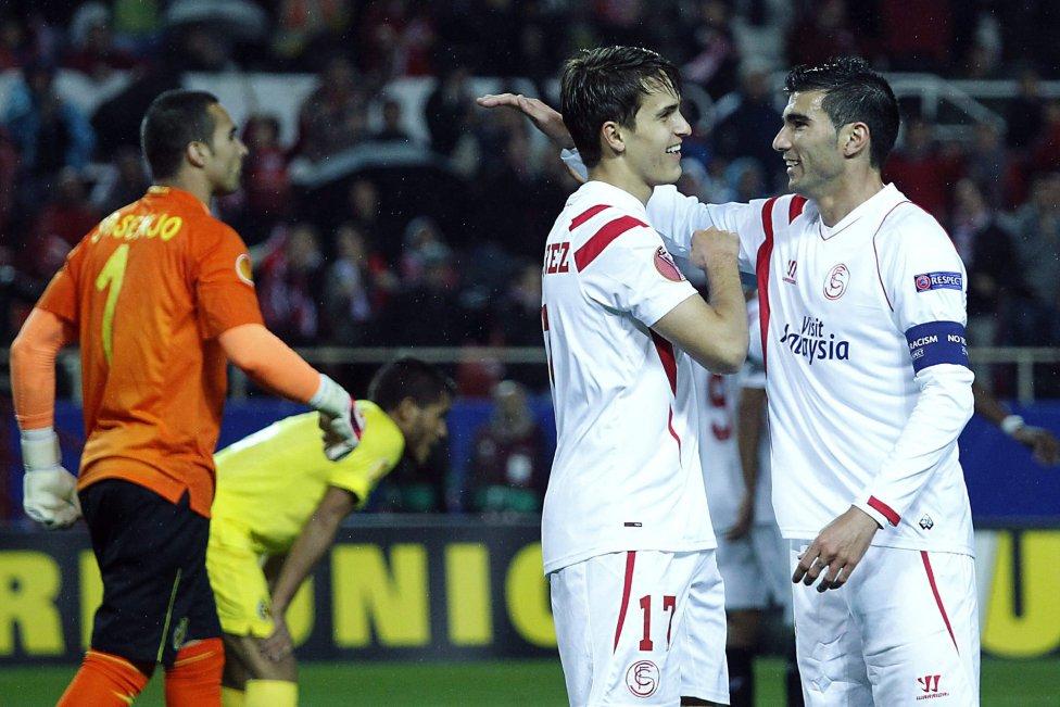 Crónica | Sevilla FC 2 – 1 Villarreal CF