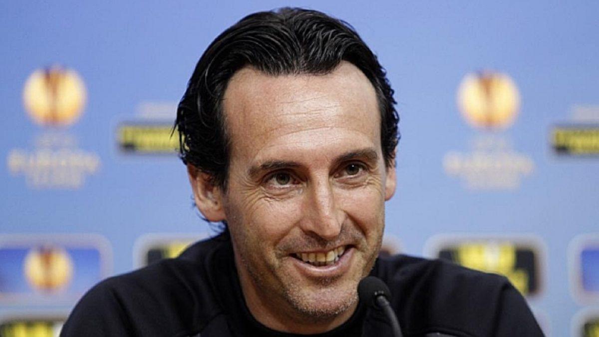 Rueda de prensa | Emery: »El equipo comienza a hacer lo que queremos»