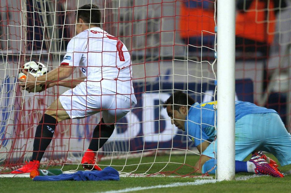 Crónica | Sevilla FC 2 – 2 FC Barcelona
