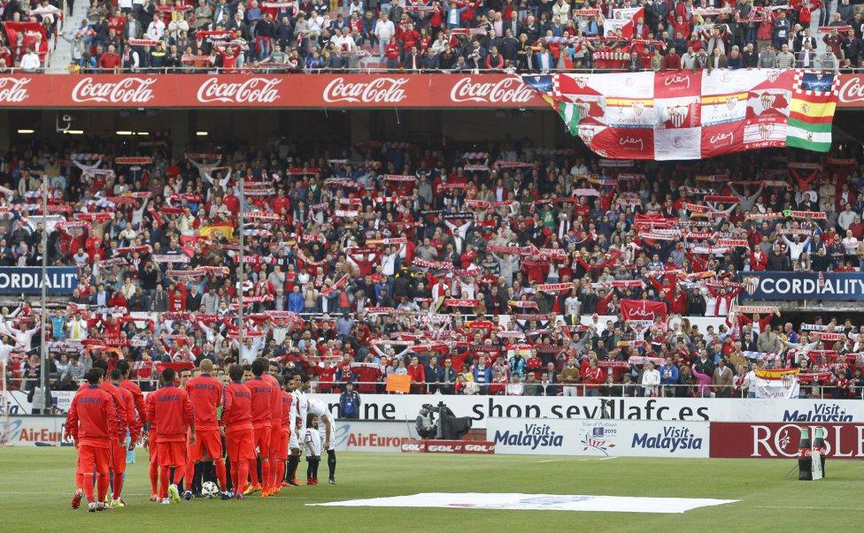 Curiosidades | Sevilla FC 2-2 FC Barcelona
