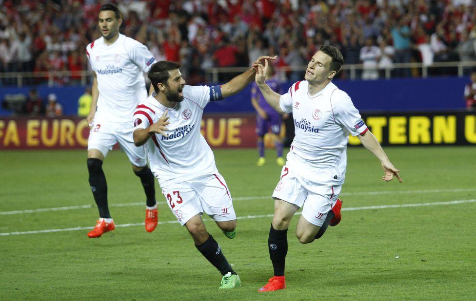 Crónica   Sevilla FC 3 – 0 AC Fiorentina