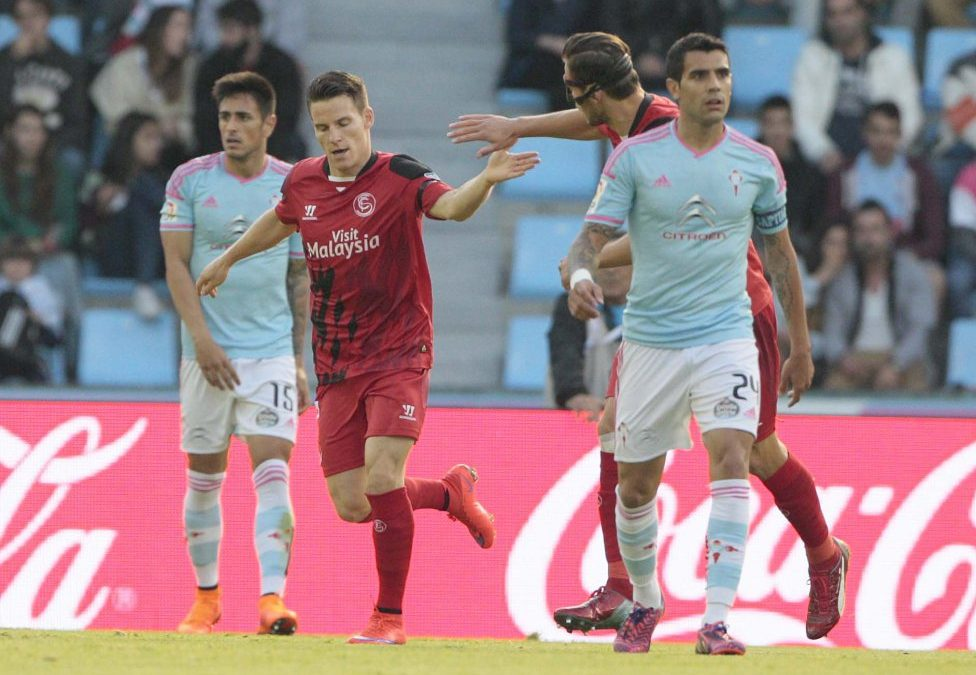 Valoraciones RC Celta de Vigo 1-1 Sevilla FC
