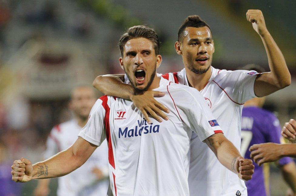 Valoraciones | AC Fiorentina 0-2 Sevilla FC