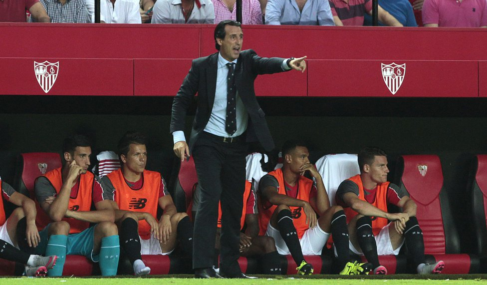 Rueda de prensa | Emery: «Estoy satisfecho, pero soy prudente»