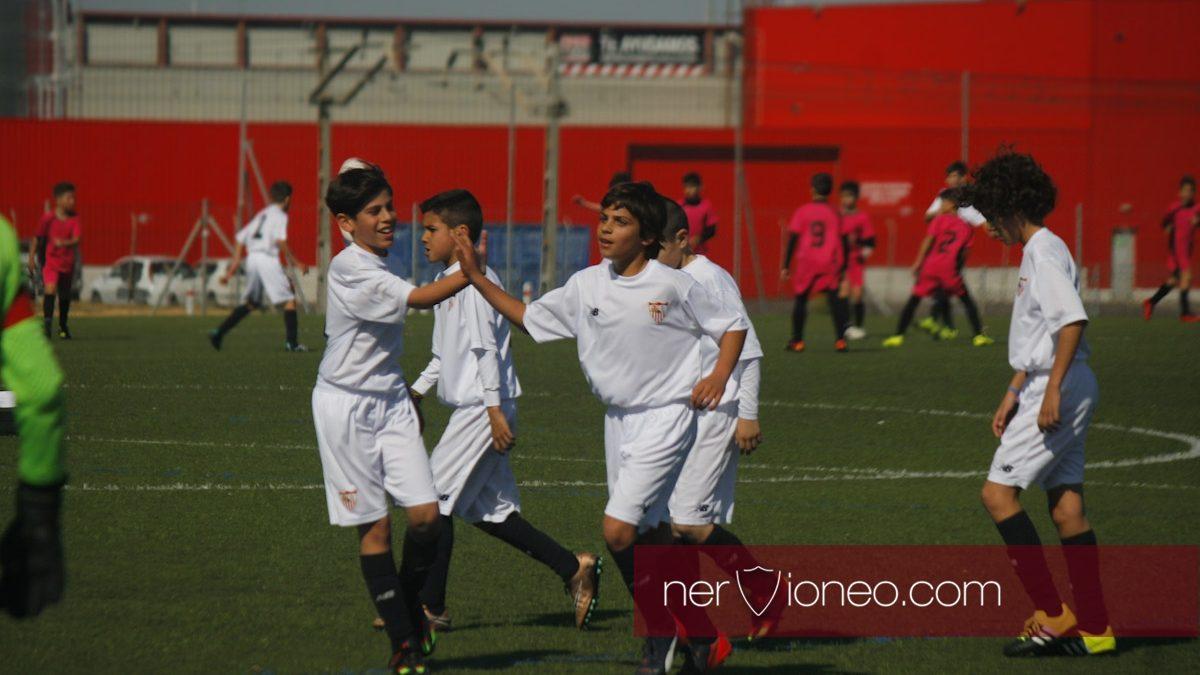 Fotogalería | Sevilla FC – UD Bellavista (3ª Andaluza Alevín G.1 – SE)