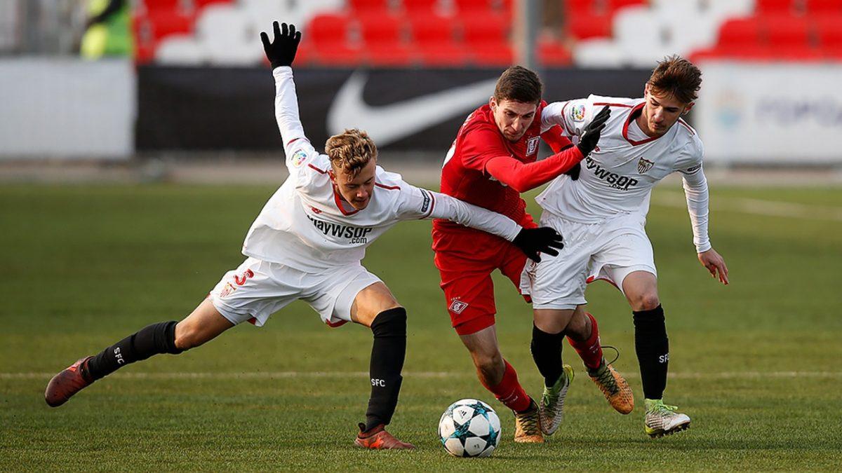 Crónica | Spartak Moscú U-19 1 – 1 Sevilla FC