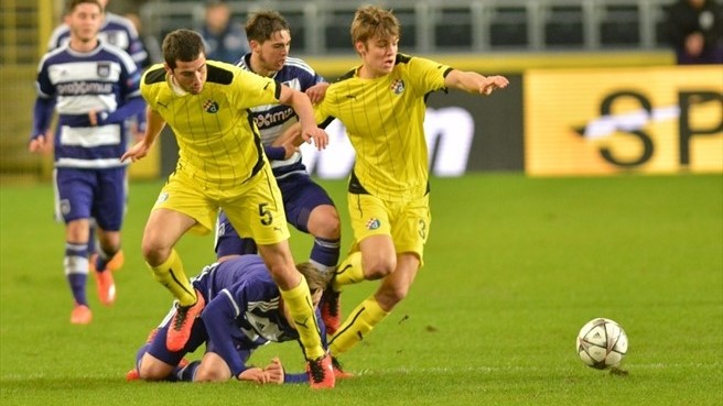 Análisis | UEFA Youth League: GNK Dinamo