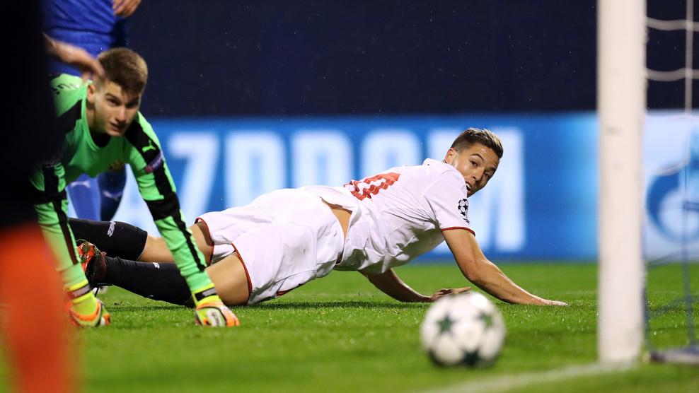 Análisis arbitral | GNK Dinamo Zagreb 0-1 Sevilla FC
