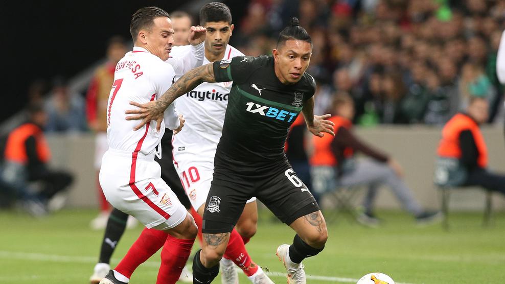 Crónica | FC Krasnodar 2 – 1 Sevilla FC