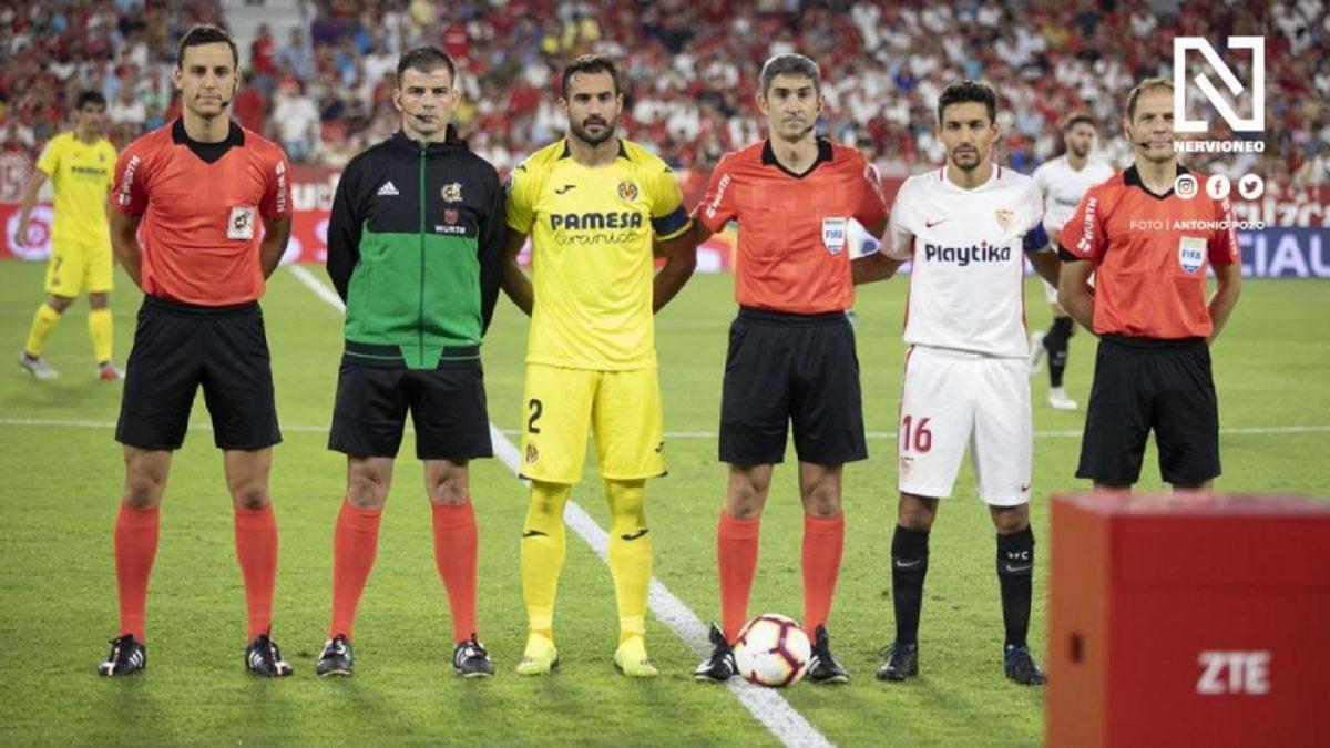 Análisis arbitral | Sevilla FC 0-0 Villarreal CF