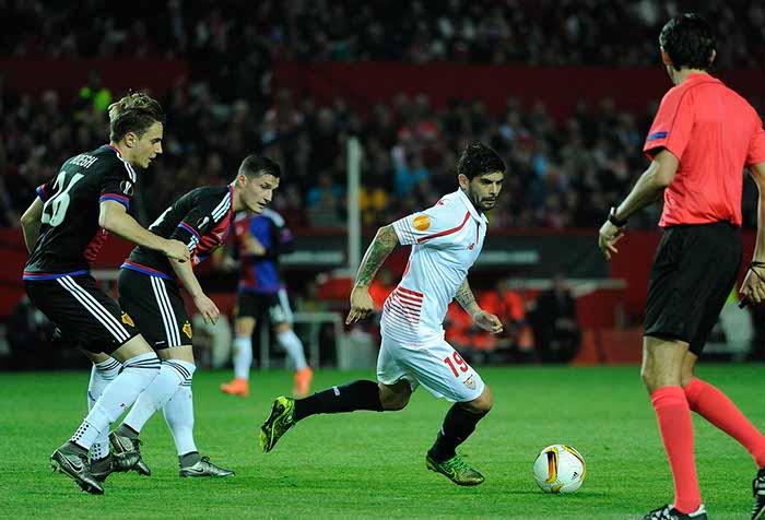 Análisis arbitral | Sevilla FC 3-0 FC Basilea