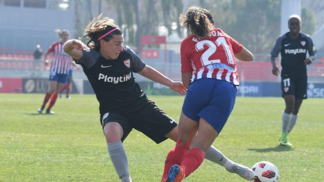 Crónica | At.Madrid Femenino 3 – 0 Sevilla Fc Femenino