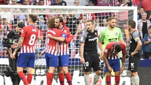 Crónica   Atlético de Madrid 1-1 Sevilla FC