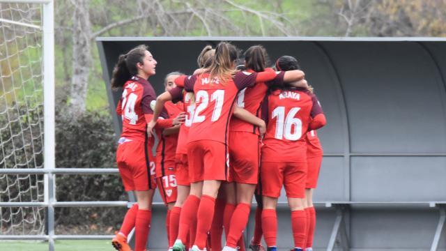 Crónica   Madrid CFF 0- 1 Sevilla Fc Femenino
