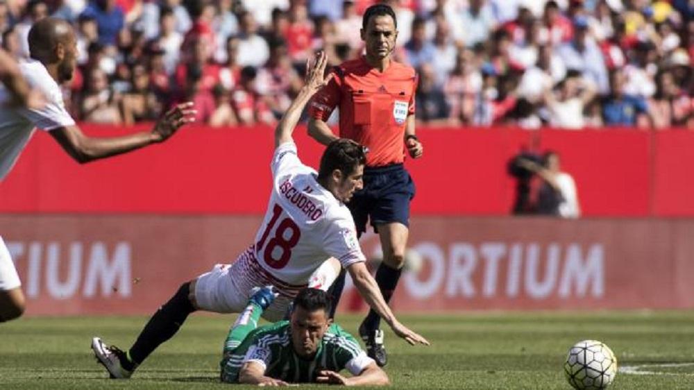 Análisis arbitral | Sevilla FC 2-0 Real Betis