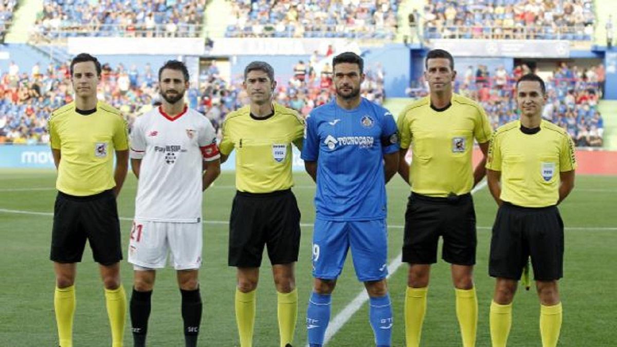 Análisis arbitral | Getafe CF 0-1 Sevilla FC