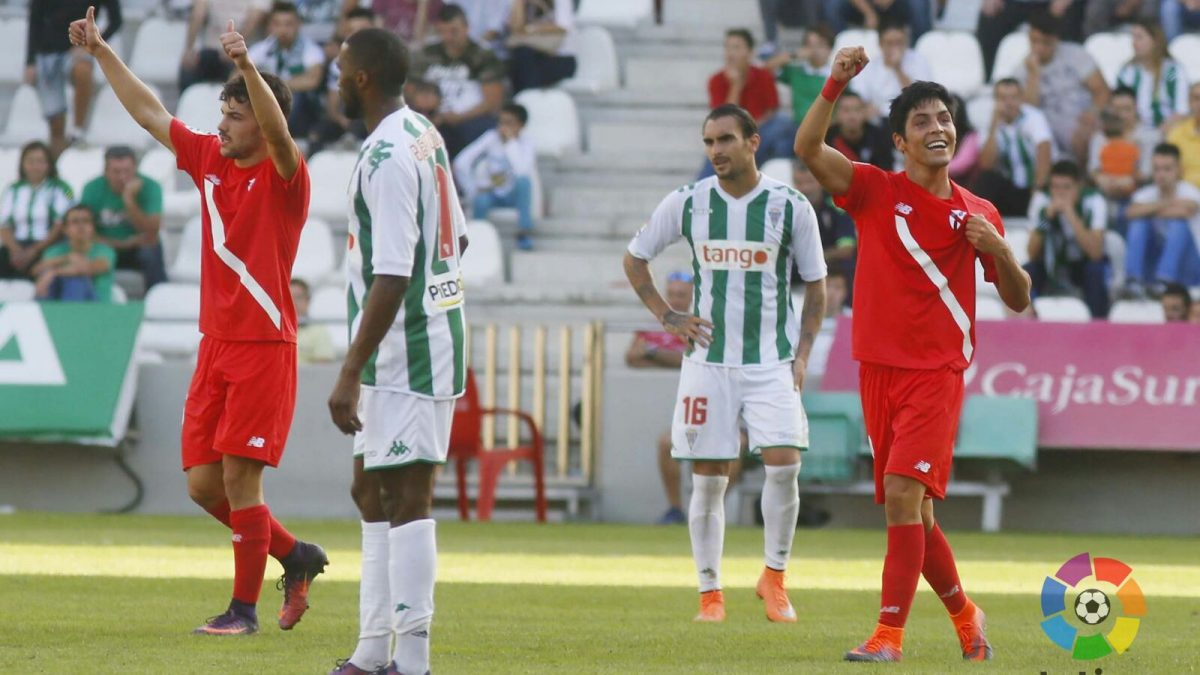 Crónica | Córdoba CF 0 – 1 Sevilla Atlético