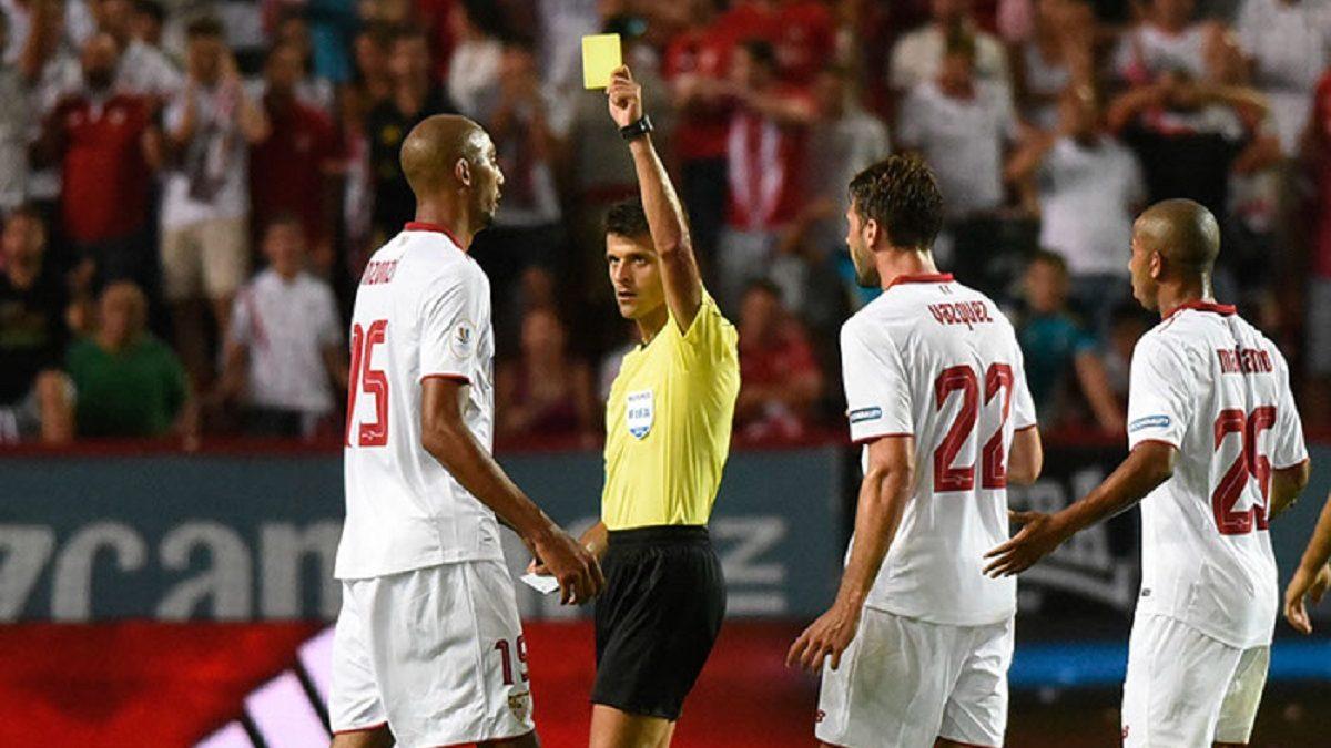 Análisis arbitral   Sevilla FC 0-2 FC Barcelona