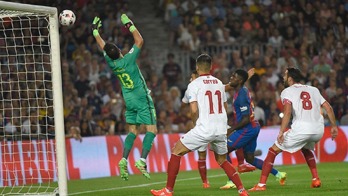 Análisis táctico | FC Barcelona 3-0 Sevilla FC