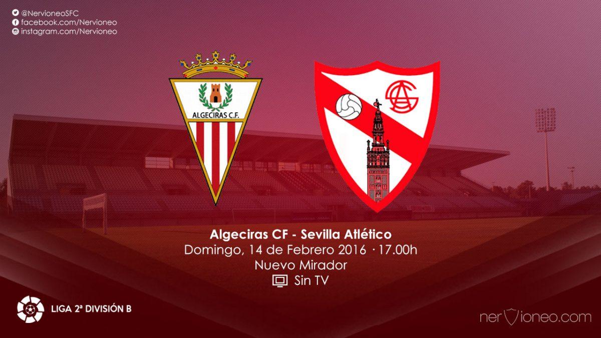 Previa | Algeciras CF – Sevilla Atlético