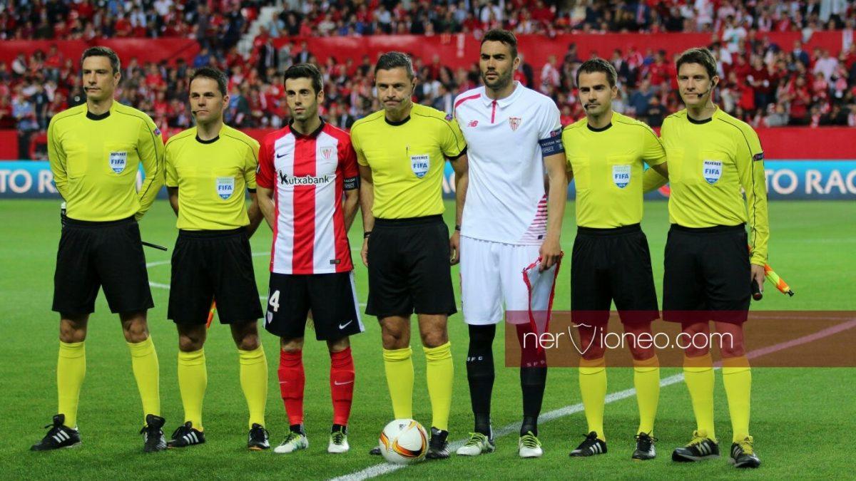 Análisis arbitral   Sevilla FC 1-2 Athletic
