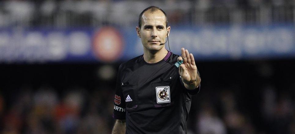 Análisis arbitral | Malaga CF 0-0 Sevilla FC