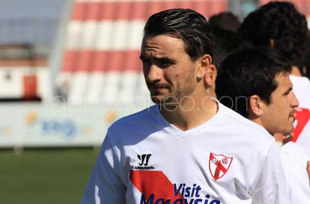 Juan Muñoz renueva con el Sevilla FC hasta 2019
