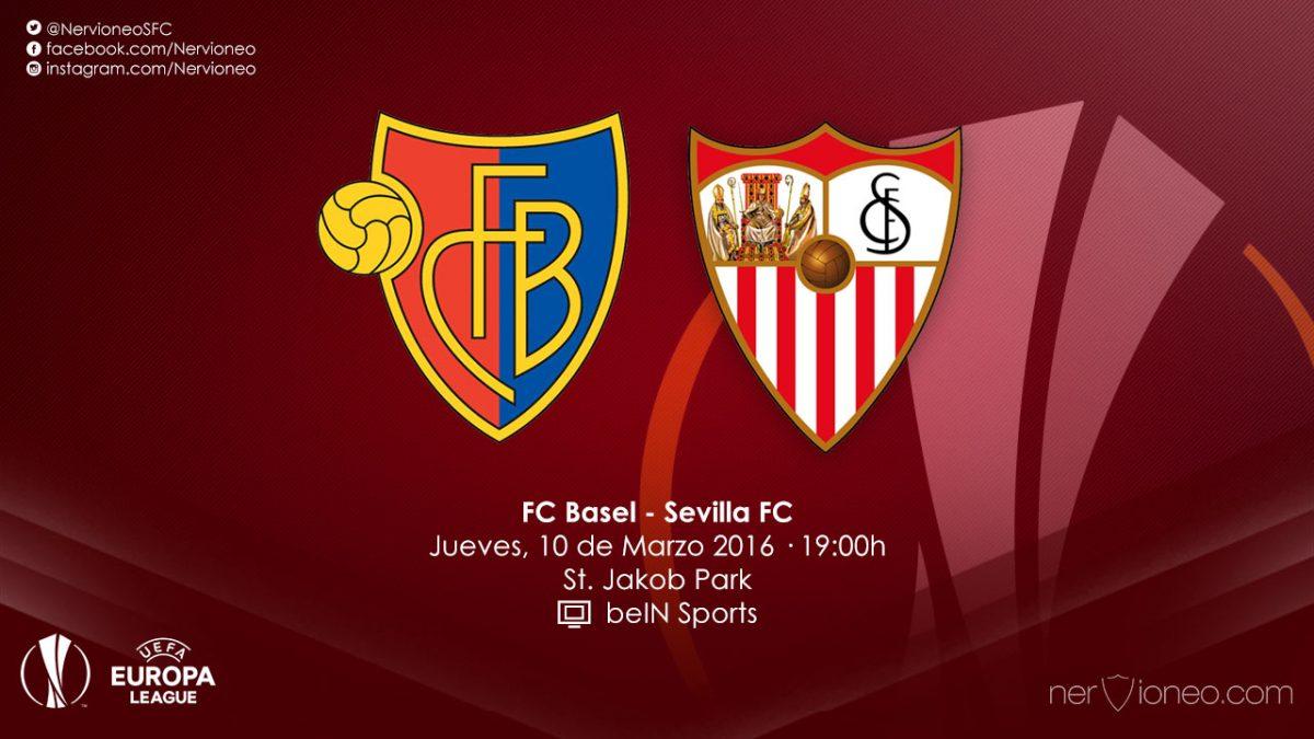 Previa | FC Basilea – Sevilla FC