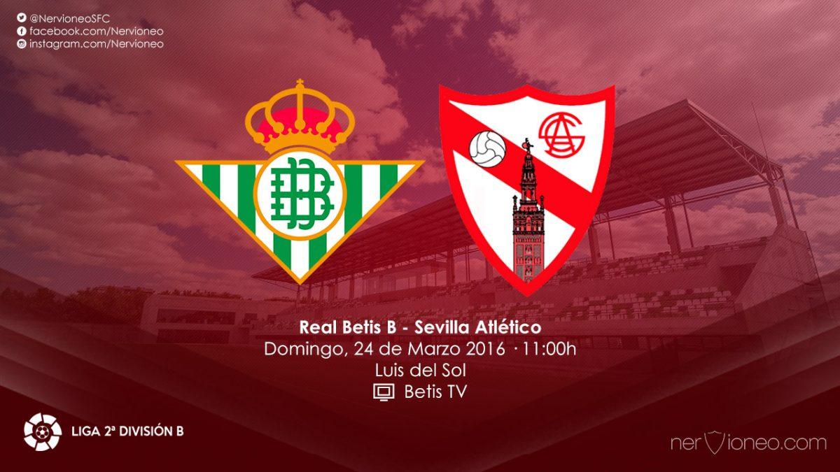 Previa | Real Betis B – Sevilla Atlético