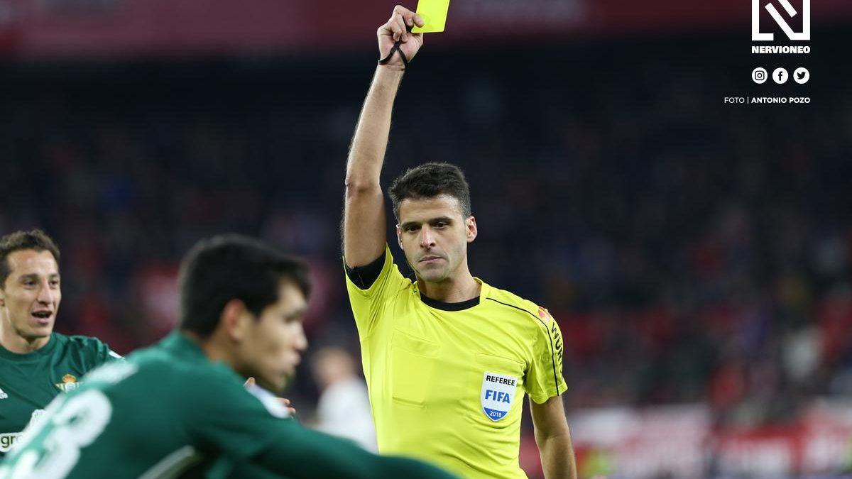 Análisis arbitral | Sevilla FC 3-5 Real Betis