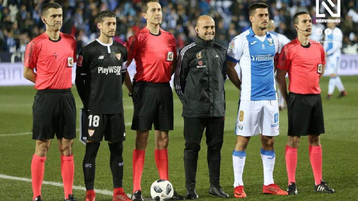 Análisis arbitral | CD Leganés 1-1 Sevilla FC