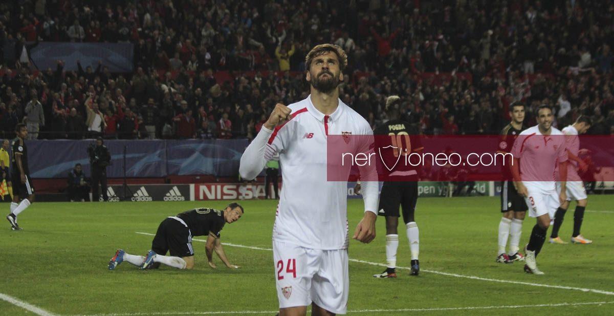 Fotogalería | Sevilla FC – Juventus CF (UEFA Champions League)