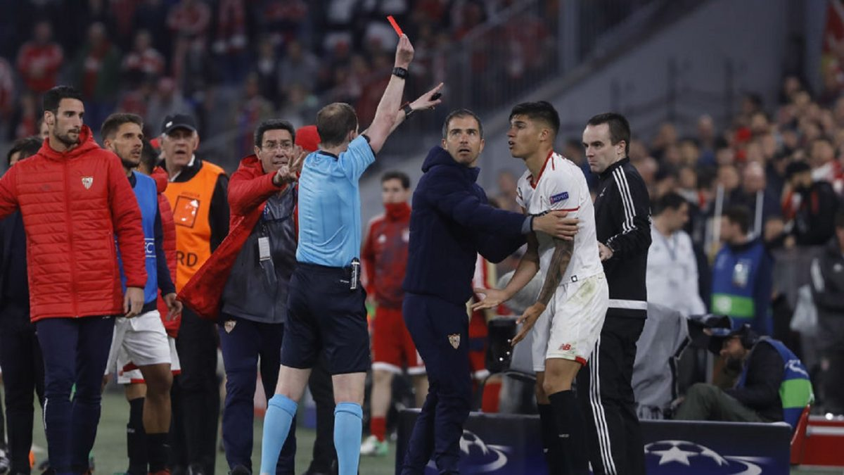 Análisis arbitral | FC Bayern 0-0 Sevilla FC
