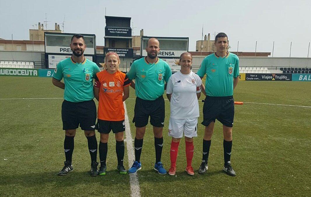 Crónica | Luis Camoens 0 – 6 Sevilla Fc Femenino